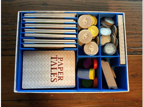 Paper Tales and Expansion Organizer