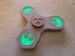 Rebel Alliance Dual Extrusion Spinner