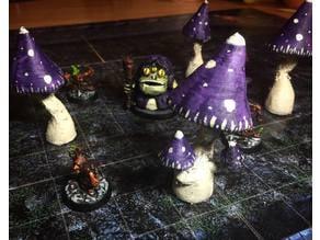 Fungi Forest Mushroom
