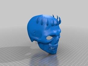 Dark Souls 3 ( Skull Knight Helmet )
