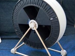 Bearing spool holder
