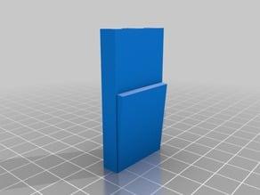 Simple Wall mount Scalpel Holder