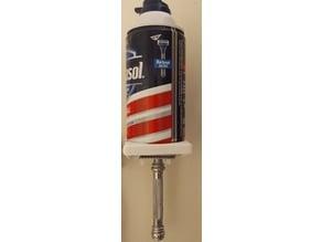 Shaving kit stand