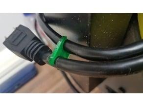 Parametric Cord Clip