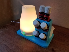 Diffuser Station Essential Oils