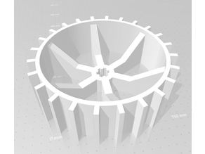 Robomow RC304u super wheel