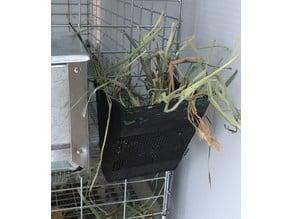 Rabbit Hay Rack