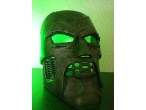 Doctor Doom Mask - Supportless