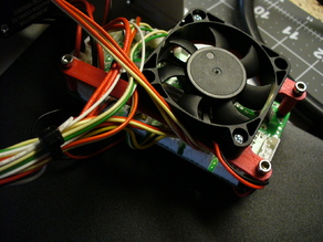 Remix-MP Select Mini Controller Board 50mm Fan Mount!
