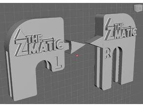 CR-10 S5 ZMatic Z axis alignment tool