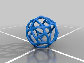 Organic Meshball (Manifold)