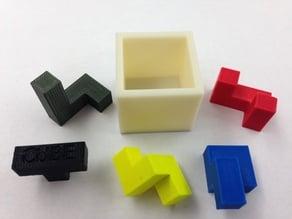 Mini-Puzzle Cube