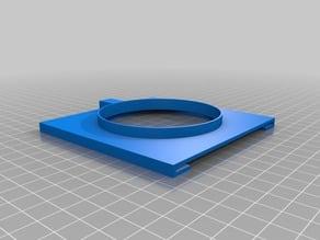 ND Filter Holder for Beroflex 500mm