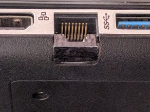Ethernet port fix for asus s56 laptops
