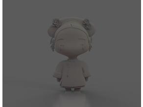 China Empire Prince Doll