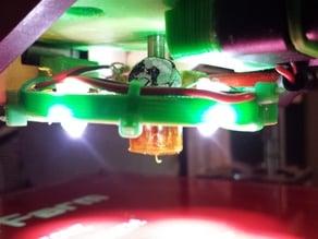 MakerFarm Prusa i3 LED ring