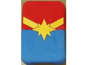 Marvel Captain Kimiobox / Chemobox