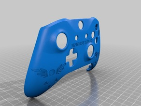 Xbox One S Custom Controller Shell: DeltaRune Controller