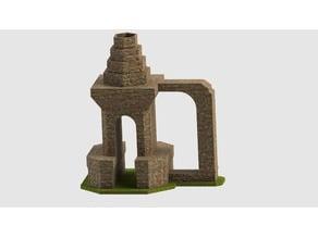 Shrine Save - Shadow Of the Colossus WaconPen Holder