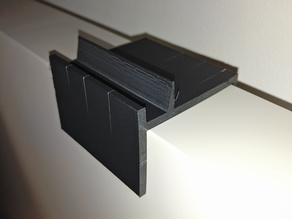 smartphone stand for Ikea malm bed