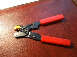 Dupont crimping tool adapter