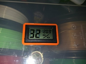 Thermo & Hygrometer Frame