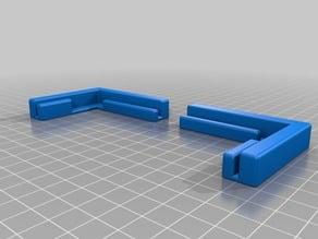 Gantry Feet for Wanhao/Monoprice i3 with Z-Brace Mod [v2.1 or Plus]