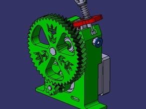 Powerless Nema 17 Upgrading Power With MK8 Gear Extruder