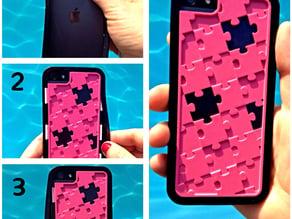 FraemesOpen Puzzle iPhone 5/5S Design