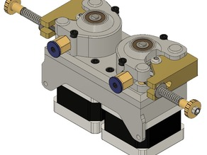 DPGE: Double Planetary Gearbox Extruder (beta)