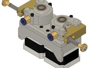 DPGE: Double Planetary Gearbox Extruder (beta)