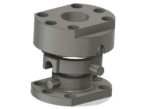 OldHam Coupler for Z-Axis Raptor
