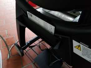 Weber Q Family (3100 & 3200) rear drip tray