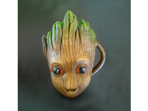 Baby Groot Cup