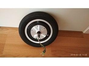 12 inch inflatable hoover board hub motor