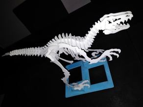 """Dino"" the T-Rex holder - 3D Puzzle"