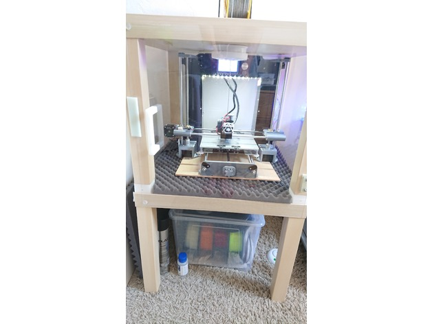 Another Lack Ikea Enclosure By Timothyoffermans Thingiverse