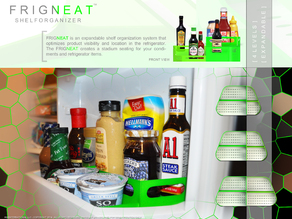 FRIGNEAT - ESS (expandable shelving system)