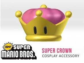 Bowsette Super Crown