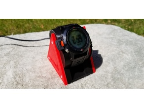 Garmin watch charge stand