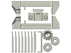 lazy full plate - Yet ANOTHER Machine Vise