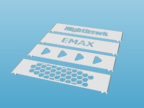 EMAX 250 Nighthawk Pro Side Covers
