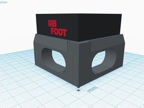Makerbot Foot shock