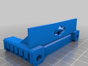 PRUSA MMU2s Filament Buffer LACK Mount