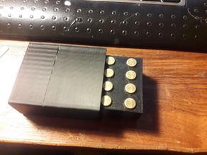 Mini ammo box with a secret (hilti .22cal)