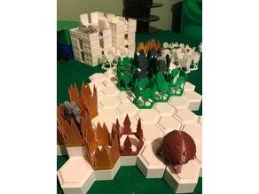 Open WarHex Woods