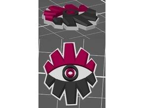 Nightmare Cup Badge