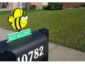 Bees Welcome!