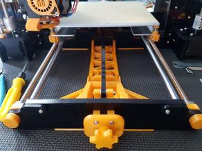 Anet A8 - Front Frame Brace with Extra Support