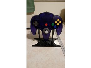 N64 controller support